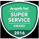 Angieslist Super Service 2016