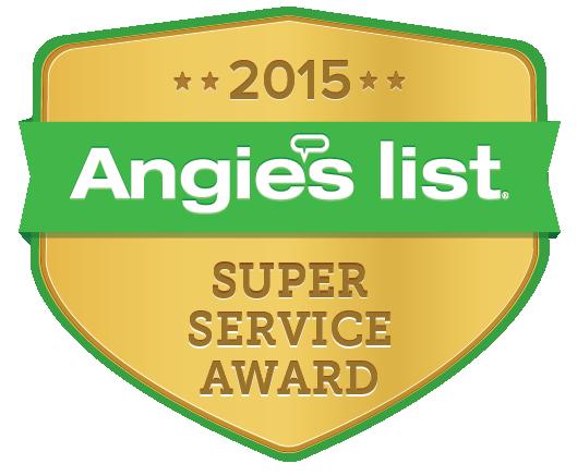Angieslist Super Service 2015