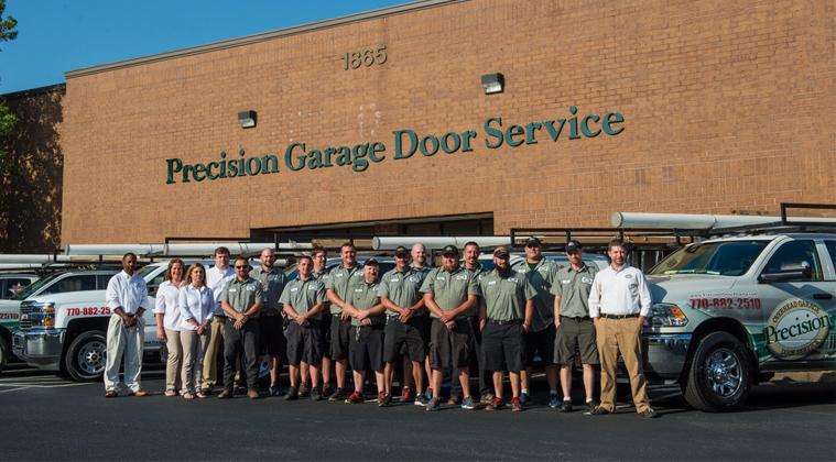 Precision Garage Door Repair Atlanta, Precision Garage Door Service Marietta Ga