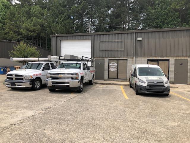 Fayetteville Garage Door Showroom | Precision Garage Door