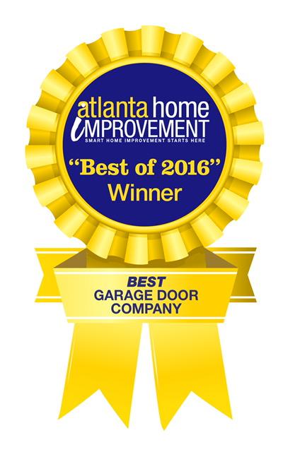 Precision garage door atlanta repair openers new for Garage door company atlanta