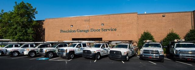 Atlanta Metro's Largest Garage Door Showroom