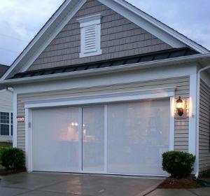 Superbe Why People Love Their Garage Door Screens: